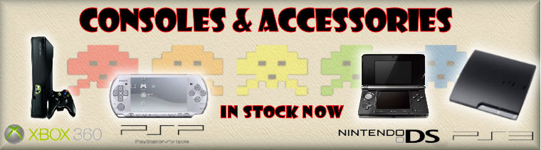Games Consoles and Accessories